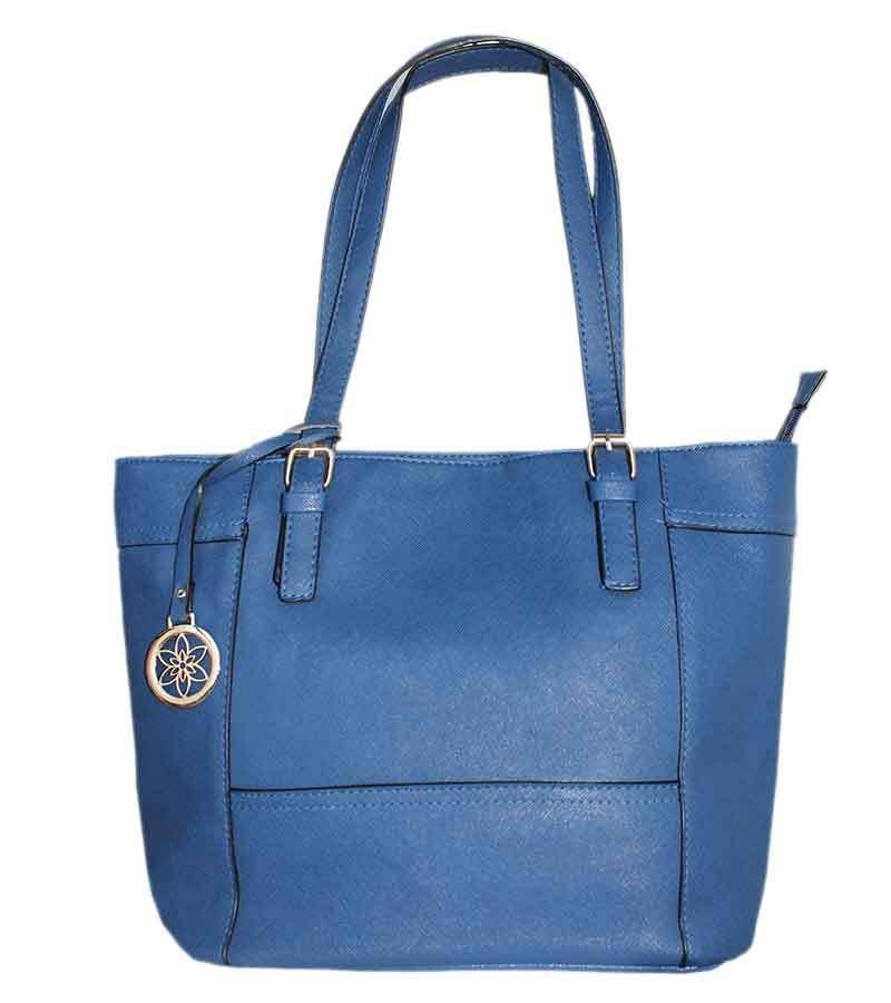 f70f02f9a65 Дамска чанта еко кожа с 2 катарами | Vivamoda