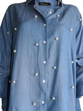 a33ba586c32 Дамски ризи с дълъг ръкав   Vivamoda